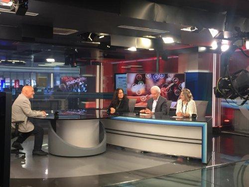 Reklamarkası programı bugün 12:30'da Bloomberg TV ekranlarında...