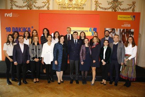 Unstereotype Alliance Türkiye Platformu Çalışmalarına Başladı
