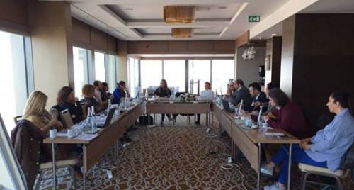 RİAK Teknik Komitesi Toplandı