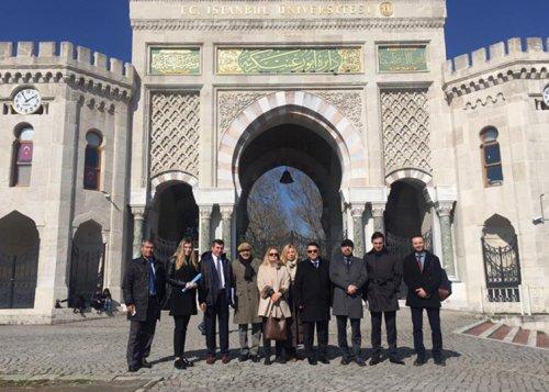 RİAK, İstanbul Üniversitesi'ni Ziyaret Etti!